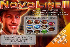 promoción Novoline III def
